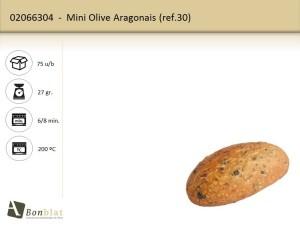 Mini Olive Aragonais