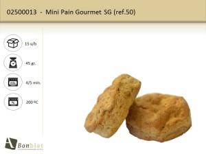 Mini Pain Gourmet