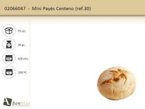 Mini Payés Centeno