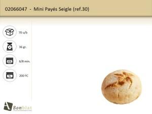 Mini Payés Seigle