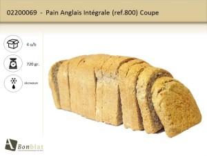 Pain Anglais Intégrale