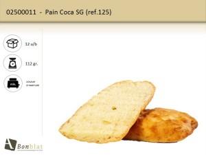 Pain Coca SG