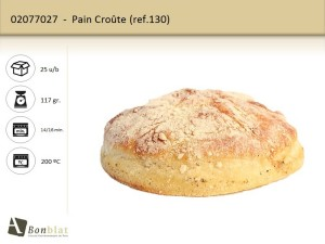 Pain Croûte