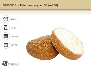 Pain Hamburguer