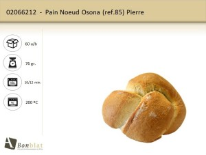 Pain Noued Osona 85