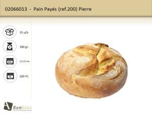 Pain Payés 200