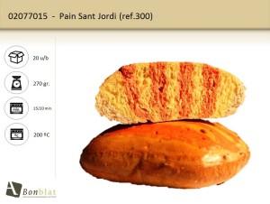 Pain Sant Jordi