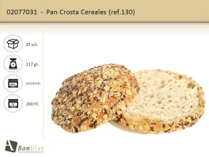 Pan Crosta Cereales