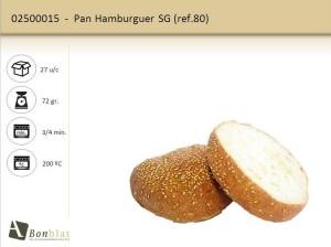 Pan Hamburguer SG