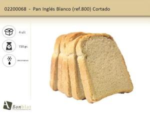 Pan Inglés Blanco
