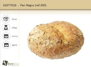 Pan Negro 300
