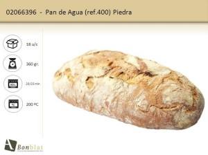 Pan de Agua 400