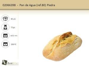 Pan de Agua 80