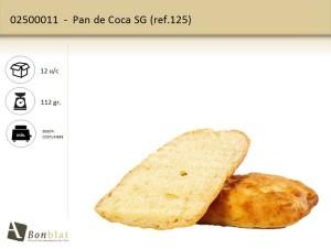 Pan de Coca SG