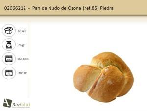 Pan de Nudo de Osona 85
