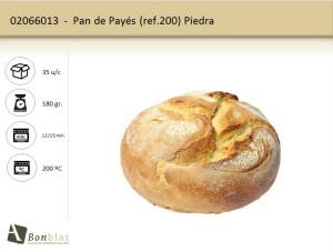 Pan de Payés 200