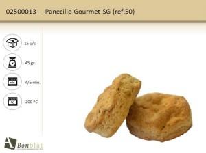 Panecillo Gourmet SG