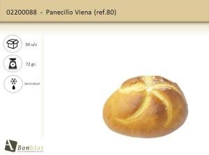 Panecillo Viena