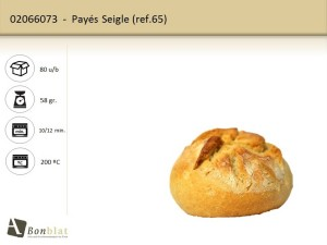 Payés Seigle
