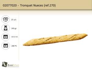 Tronquet Nueces