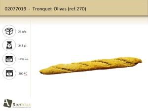Tronquet Olivas