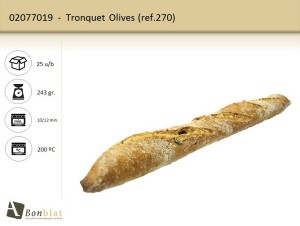 Tronquet Olives