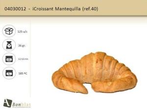 iCroissant Mantequilla