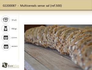 Multicereals sense sal