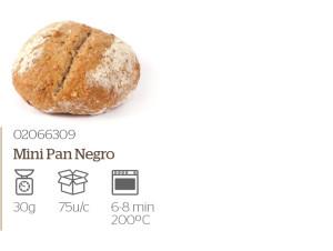 Mini-pan-negro