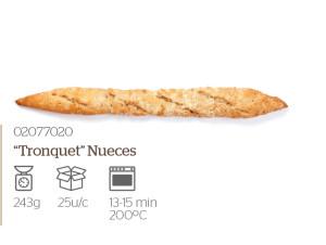 Tronquet-nueces
